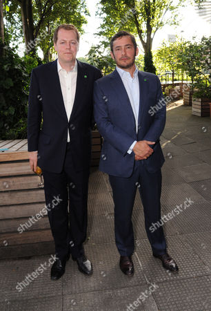Tom Parker Bowles and Giles Coren