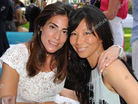 Daniella Gilbertson and Sojin Lee