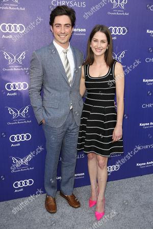 Ben Feldman and girlfriend Michelle Mulitz