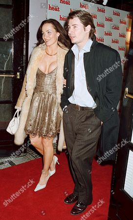 Editorial photo of VARIOUS STARS OUT AND ABOUT IN LONDON, BRITAIN - APR 2002