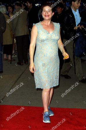 Editorial photo of 'WORLD TRAVELER', FILM PREMIERE, NEW YORK, AMERICA - 15 APR 2002