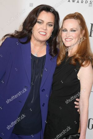 Stock Picture of Rosie O'Donnell and Michelle Rounds