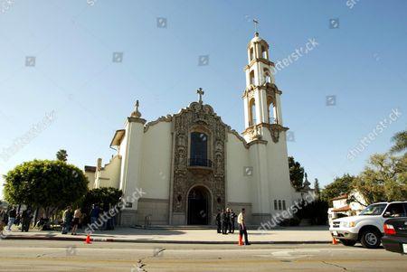 St Charles Catholic church in North Hollywood