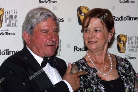 Stock Picture of JEREMY ISAACS AND VERITY LAMBERT
