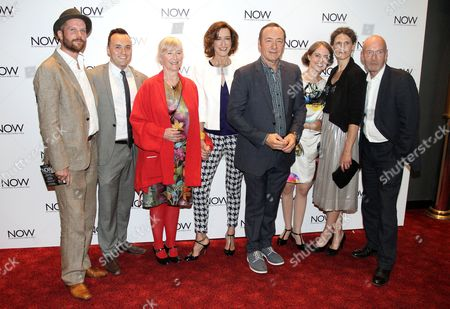 Jeremy Whelehan, Simon Lee Phillips, Gemma Jones, Haydn Gwynne, Kevin Spacey, Katherine Manners, Hannah Stokely and Gary Powell