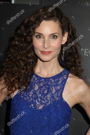 Stock Photo of Alicia Minshew