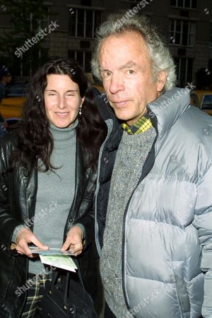 Spalding Gray and companion