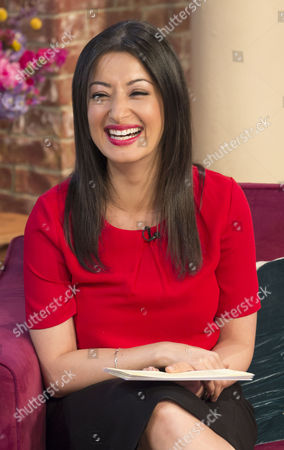 Editorial picture of 'This Morning' TV Programme, London, Britain - 10 Jun 2014