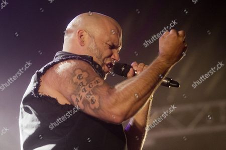 Editorial image of Sweden Rock Festival, Norje, Sweden - 10 Jun 2014