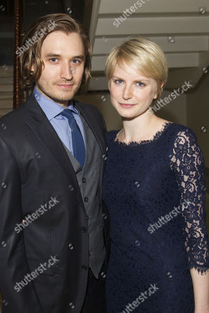 Seth Numrich and Louise Dylan