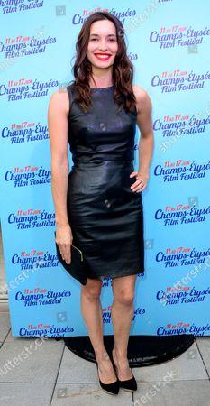 Stock Photo of Carole Brana