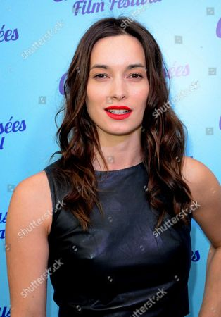 Editorial image of Opening of the Champs-Elysees Film Festival, Paris, France - 10 Jun 2014