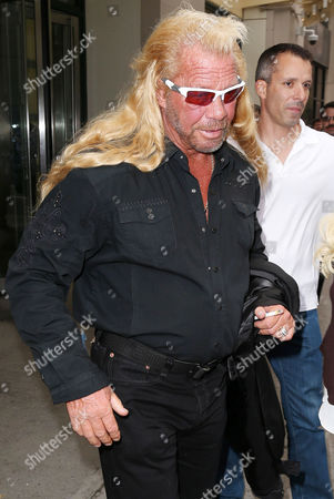 Editorial picture of Dog the Bounty Hunter out and about, New York, America - 10 Jun 2014