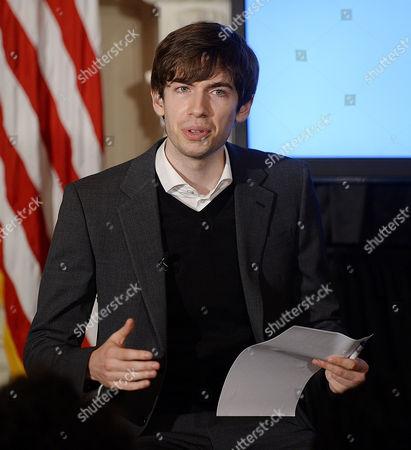 Tumblr Founder and CEO David Karp