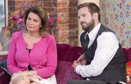 Editorial image of 'This Morning' TV Programme, London, Britain - 11 Jun 2014