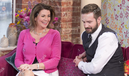 Julia Hartley-Brewer and Stig Abell