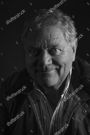 Stock Picture of Welsh comedian, singer and entertainer Max Boyce.