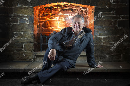 Stock Image of Welsh comedian, singer and entertainer Max Boyce.