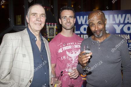 Christopher Birch, Stuart Reid and Richard Lloyd King
