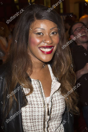 Editorial photo of 'The Bodyguard' musical cast change after party, London, Britain - 11 Jun 2014