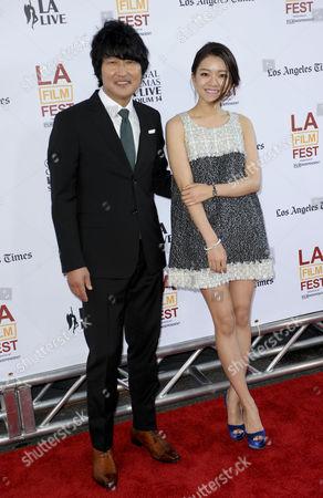 Editorial photo of 'Snowpiercer' film premiere at the Los Angeles Film Festival, America - 11 Jun 2014
