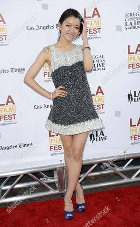 Editorial image of 'Snowpiercer' film premiere at the Los Angeles Film Festival, America - 11 Jun 2014