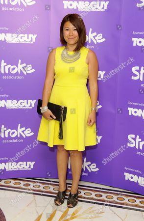 Editorial image of Life After Stroke Awards, London, Britain - 12 Jun 2014