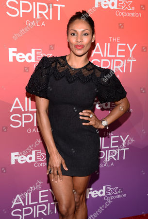 Editorial picture of Ailey Spirit Gala Benefit, New York, America - 11 Jun 2014