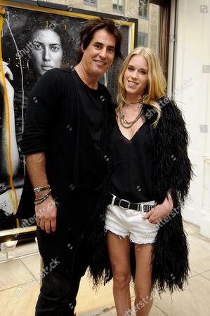 Raphael Mazzucco and Mary Charteris