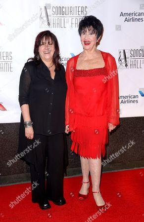 Lisa Mordente and Chita Rivera