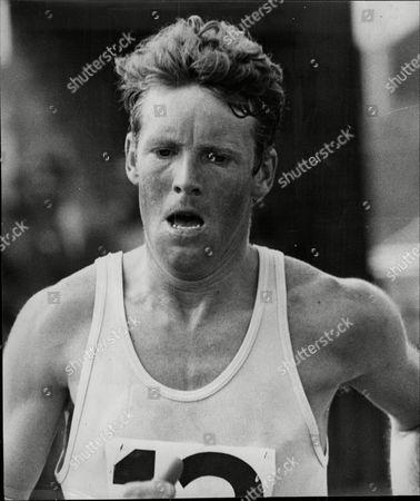 Athlete Roger Matthews.