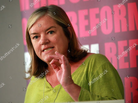 Stock Image of Louise Casey CB, Director General, Department of Communities and Local Government