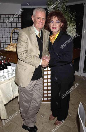 PAUL MORRISSEY AND HOLLY WOODLAWN