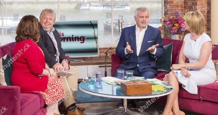 Petrie Hosken and Nick Ferrari with Eamonn Holmes and Ruth Langsford