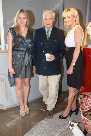 Stephanie Kinshofer, Luitpold Prince of Bavaria, Christa Kinshofer
