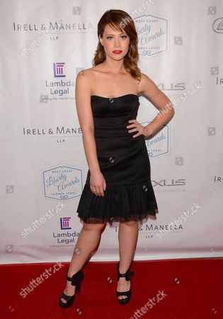 Editorial picture of Lambda Legal West Coast Liberty Awards, Beverly Hills, Los Angeles, America - 13 Jun 2014