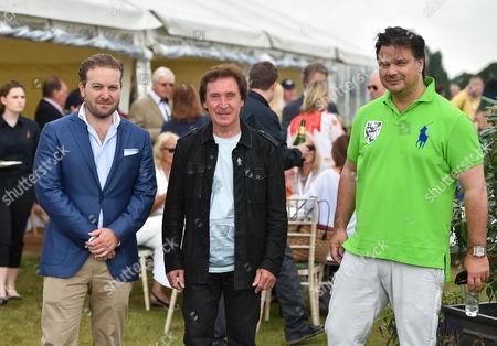 Editorial photo of Rock 'N' Horsepower Polo Event, Hurtwood Park Polo Club, Cranleigh, Britain - 14 Jun 2014