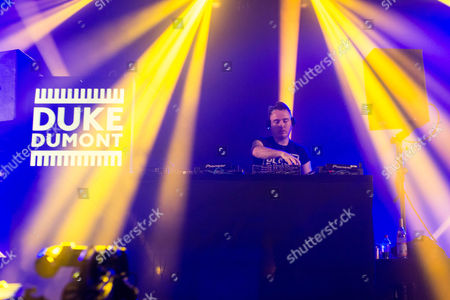 Stock Image of Duke Dumont