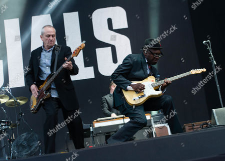 The Specials - Horace Panter and Lynval Golding