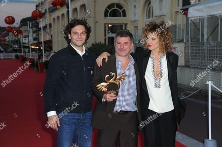 Pierre Salvadori awarded 'best director' and Valeria Golino