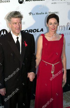 DAVID LYNCH AND WIFE MARY SWEENEY