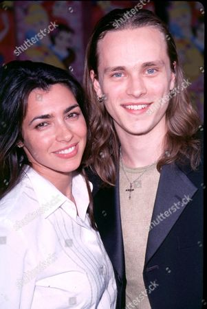 Editorial image of 'INSOMNIA' FILM PREMIERE, LOS ANGELES, AMERICA - 23 MAY 2002