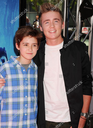 Preston Bailey ; Brennan Bailey