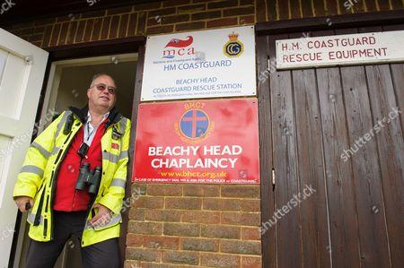 Beachy Head Chaplaincy director Mark Pybus