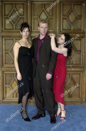 SUSAN VIDLER, KEVIN MCKIDD AND LAURA FRASER