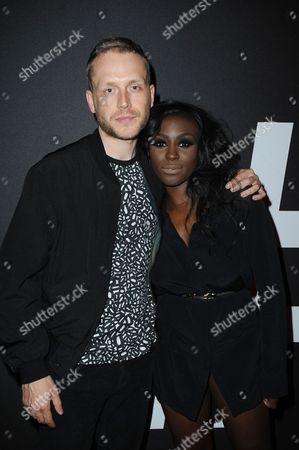 Mr Hudson and Laura Mvula