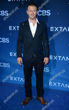 Editorial picture of 'Extant' TV series premiere, Los Angeles, America - 16 Jun 2014