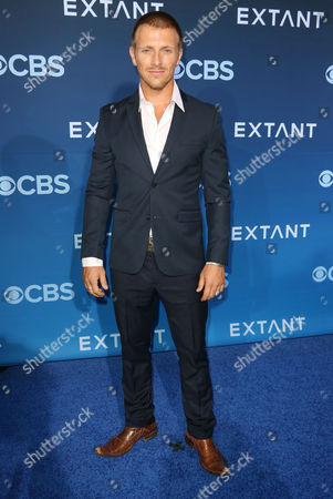 Editorial image of 'Extant' TV series premiere, Los Angeles, America - 16 Jun 2014
