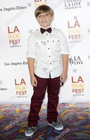 Editorial picture of 'Cut Bank' film premiere, 20th Los Angeles Film Festival, America - 16 Jun 2014