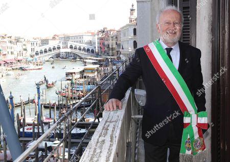 Giorgio Orsoni, The Mayor of Venice